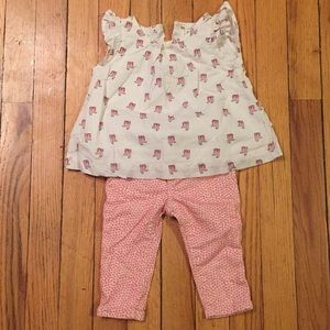Baby Gap Girls Outfit